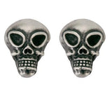 Alien Skull Earrings