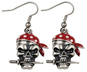Pirate Dagger Earrings