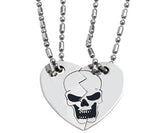 Broken Heart Dog Tag