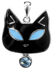 Tiffany Cat Pendant