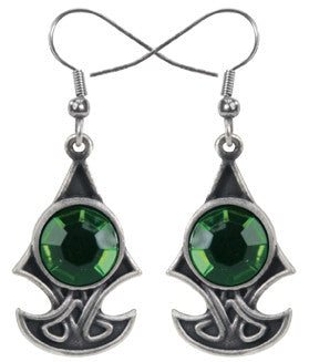 Celtic Axe Earrings