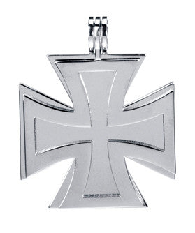 Twin Iron Cross Pendant