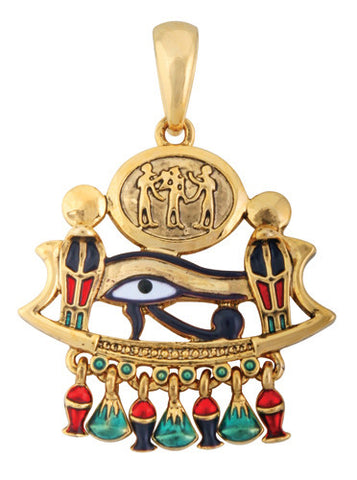 Eye of horus pendant summit collection gifts eye of horus pendant mozeypictures Image collections