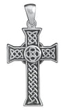 Celtic Cross Pendant 316L