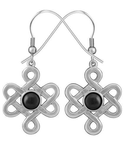 Celtic Symbol Earrings 316L