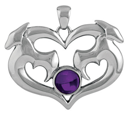 Dragon Heart Pendant 316L