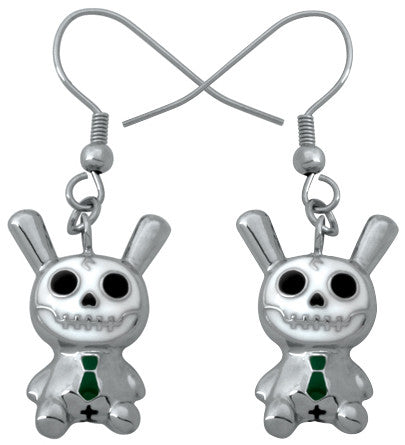 Furrybones Bun-Bun Earrings 316L