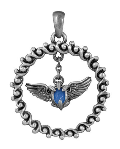 Winged Pendant