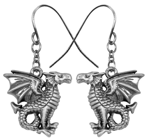 Leviathan Earrings