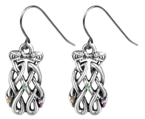 Celtic Sperpents Earrings