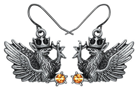 Griffin Earrings