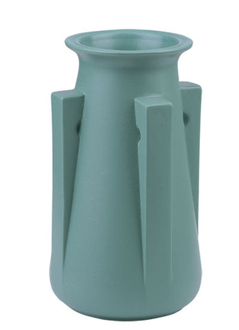 TECO 4 Buttress Vase - Green