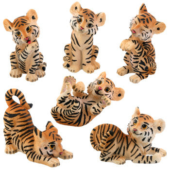 Tiger Cubs (Set of 6)