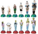 Chess Set - Alien vs. Human