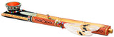 Peace Pipe Incense Burner