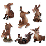 Donkeys (Set of 6)