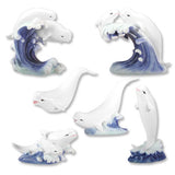Beluga Whales (Set of 6)