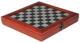 Small Chess Box with Hinge for 2""