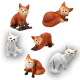 Foxes (Set of 6)