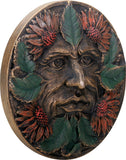 Greenman Plaque Summer