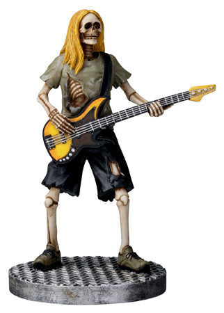 Skull Bass Player