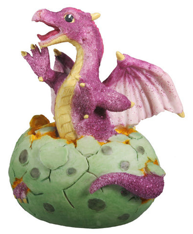Purple Dragon Hatching
