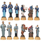 Chess Set- U.S. Civil War