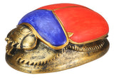 Red & Blue Scarab