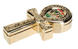 Ankh Jeweled Box