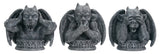 No Evil Gargoyles (Set of 3)