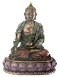 Bronze Finish Medicine Buddha