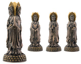 Three Sided Kuan Yin