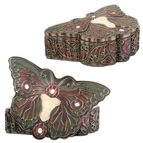Butterfly Lady Box