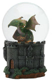 Dragon Treasure Water Globe