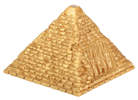 Small Lighted Pyramid