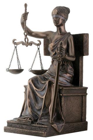 Seated Justice