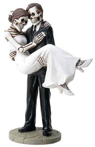 Wedding Couple - Carrying Bride