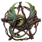 Forest Pentagram Dragon