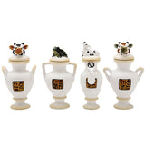 Yuya Vases (set of 4)