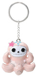 Furrybones® Octopee Key Chain