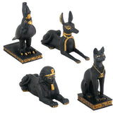 Egyptian Animals (Set of 4)