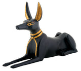 Laying Anubis