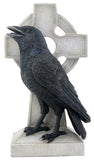 Raven on Cross