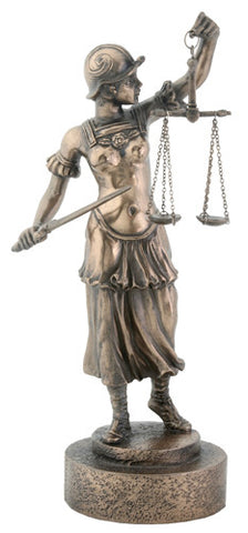 Lady Justice with Sword
