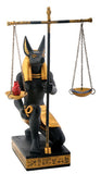 Anubis Scales of Justice