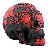 DOD - Tattoo Sugar Skull Red/Black