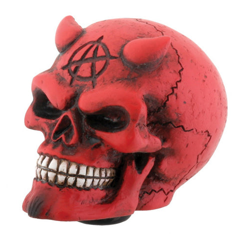 Red Devil Shift Knob