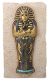 Tut Coffin Plaque