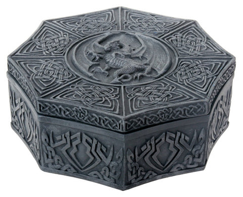 Celtic Dragon Box