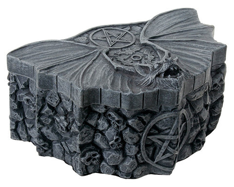 Pentagram Bat Box